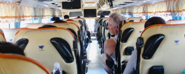 voyage organisé en bus